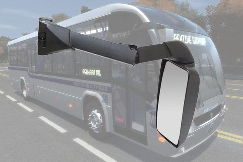 ARCOL – osvětlení, zrcátka, multifunkčních jednotky a rolety pro veřejnou a hromadnou přepravu
