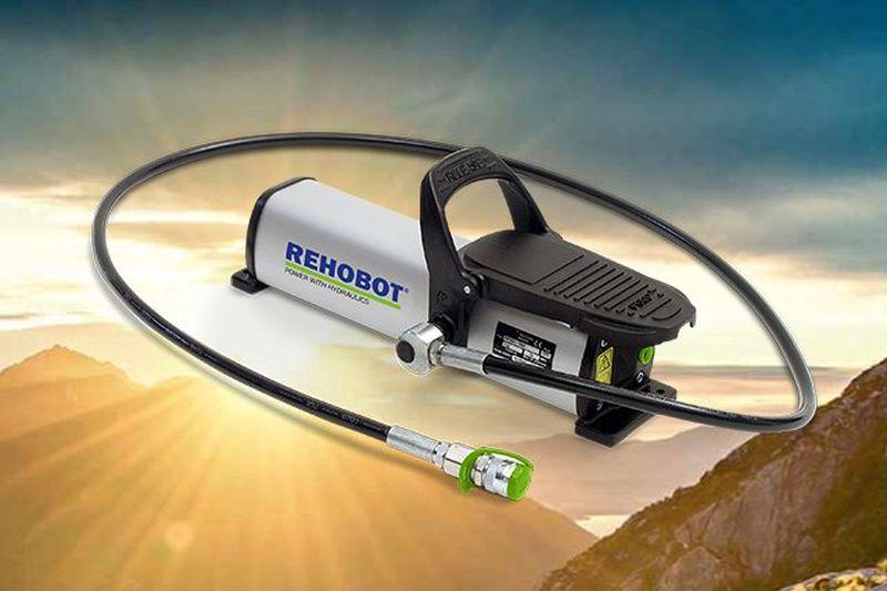 REHOBOT – hydraulika pro automobilový průmysl, výrobní průmysl a záchranářská technika