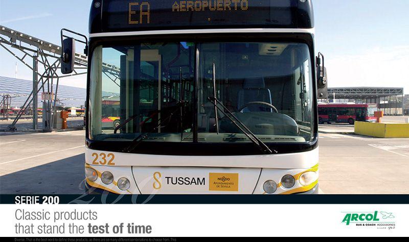ARCOL – multifunkčních jednotky - Autobusy