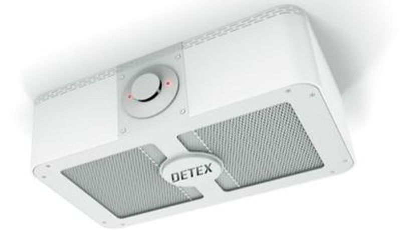 Detex - zábrana toxického kouře
