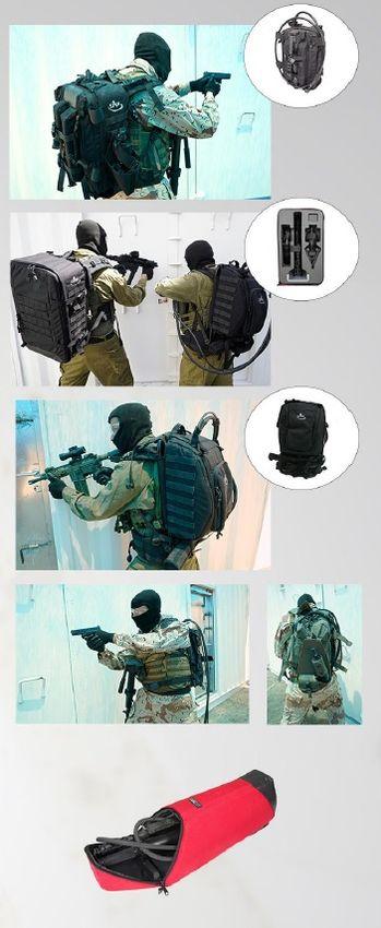 SAN - Taktické batohy