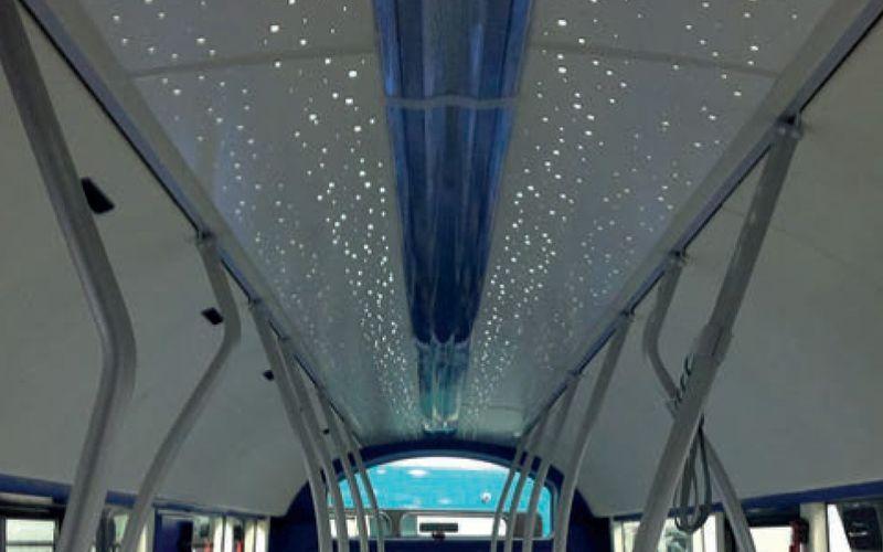 TEKNOWARE – Interiérové osvětlení ve vozech metra